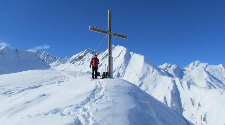 Skitour Steirerkreuz 2360 m