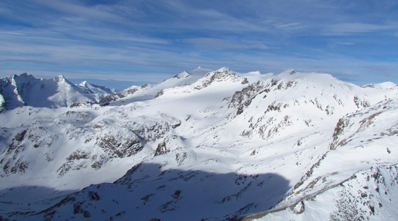 Skitour Kleiner Hexenkopf 3194 m