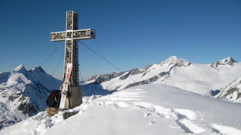 Skitour Kreuzspitze / Virgental / Prägraten