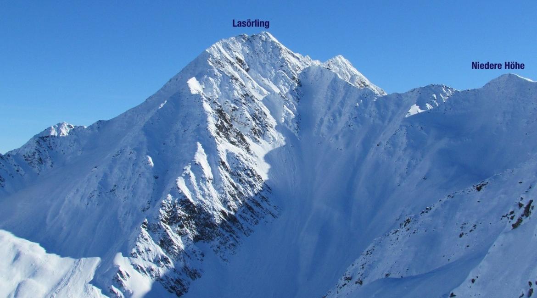 Skitour Niedere Höhe 2919 m