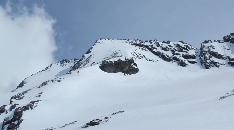 Skitour Großes Happ 3350 m
