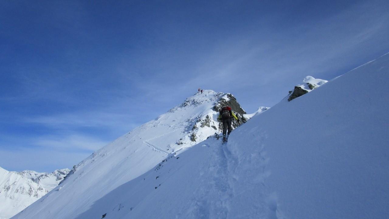 Skitour Toinigspitz / Virgental / Prägraten