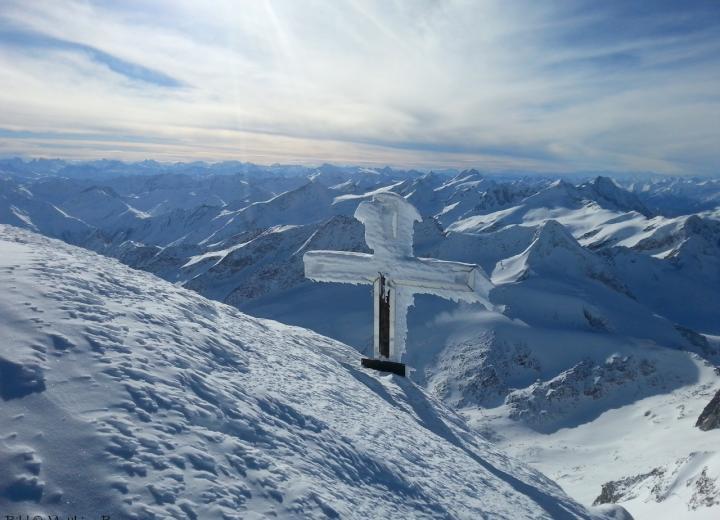 Skitour Großvenediger 3657 m